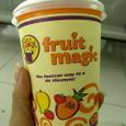 マニラ空港「フルーツマジック」