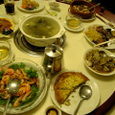 台北「台湾料理 鶏家荘」