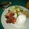 フィリピン・セブ「リゾートホテル内レストラン」