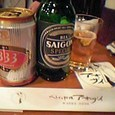 333ビール&Saigonビール