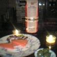 バーボン&チーズ&オリーブ