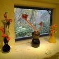 ヴェネチアガラス 花々