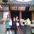 慈聖宮縁結び 台北