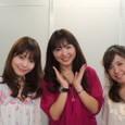 左)優月(ユヅキ)さん、羽純(ハスミ)さん
