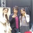 左)生乃麻紀さん、柿原徹也さん
