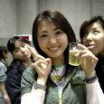 左)中村直美さん、 右)明子さん