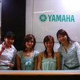 左から、直美さん、冨田さん、星さん、里奈